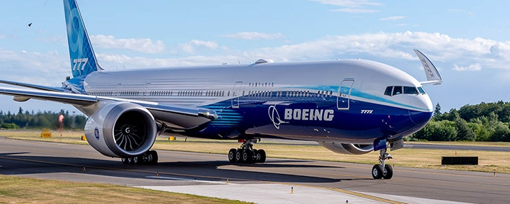 New Boeing 777X to overcome the 737MAX disaster