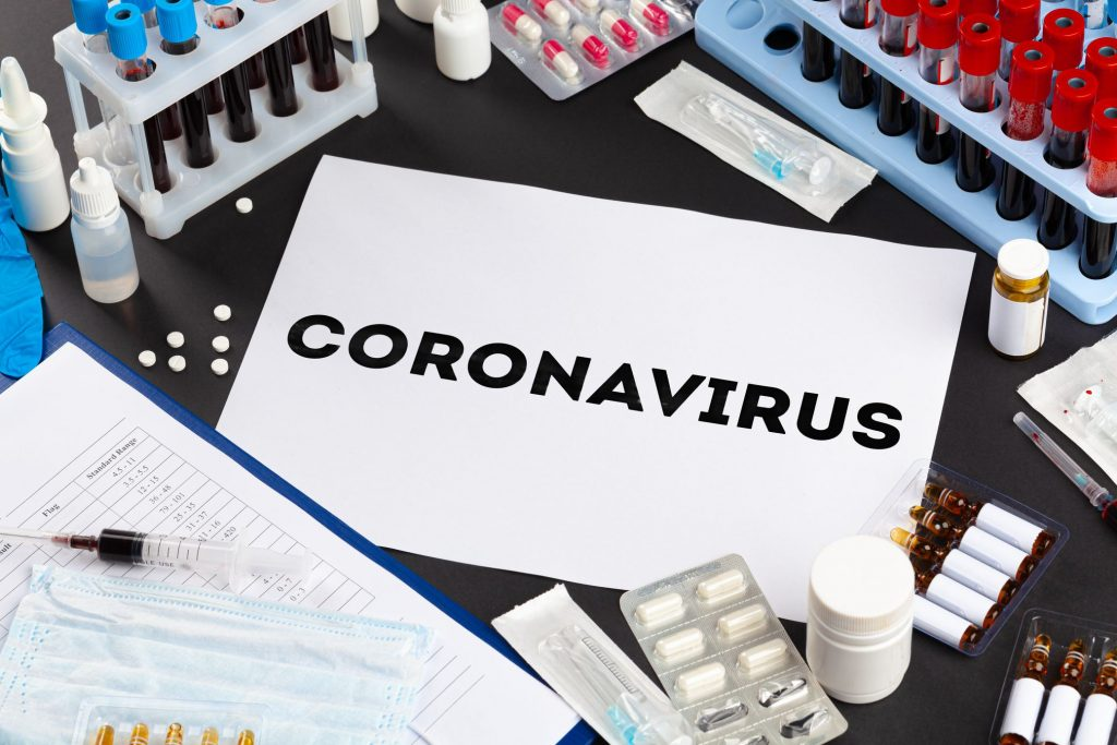 The creator of the coronavirus test brushes the 1,000% increase in the stock market