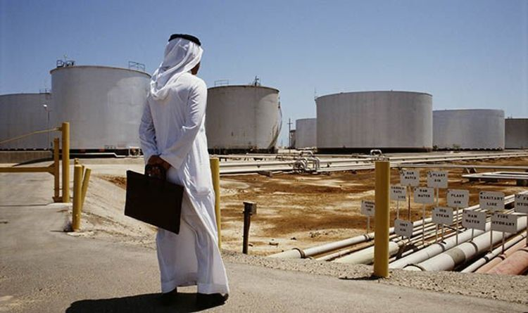 The oil war of Saudi Arabia and Russia