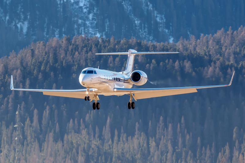 The end of the Gulfstream G550 is here