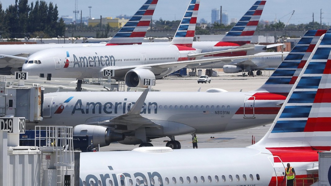 The US Treasury will give government loans to help airlines