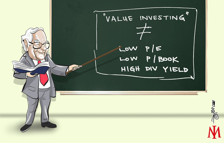 'Value investing' has entered a phase of decline
