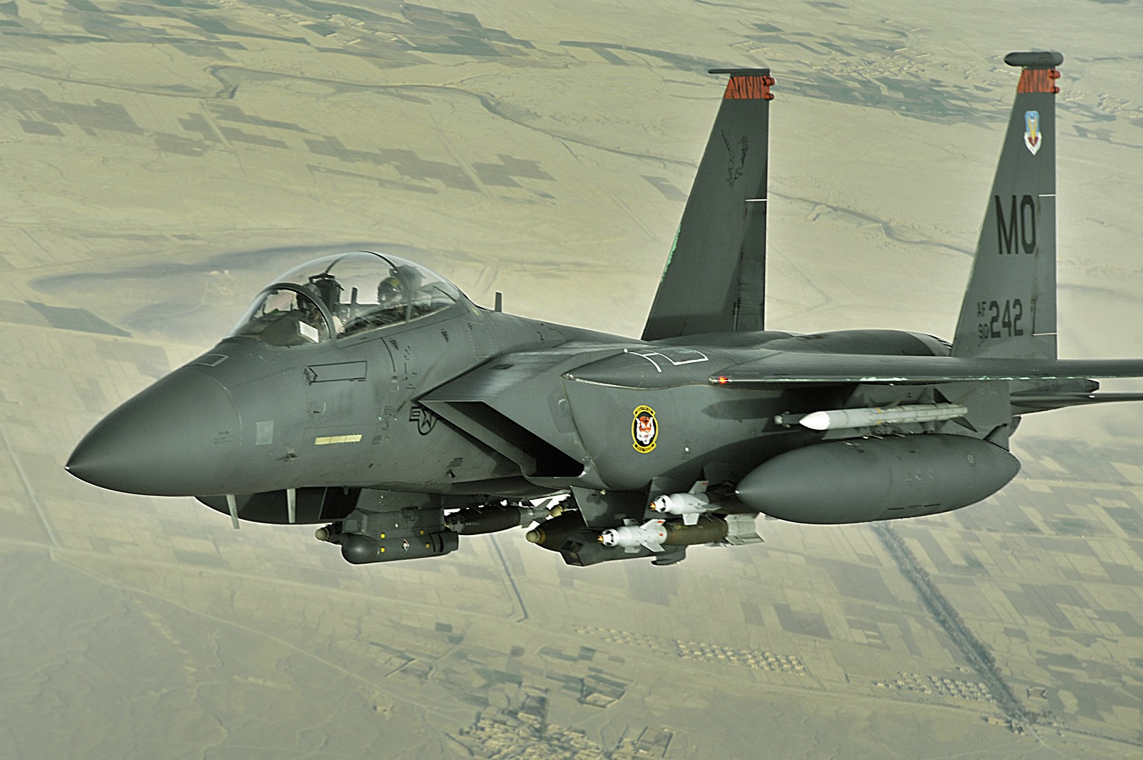 New F-15EX to replace the old F-15C