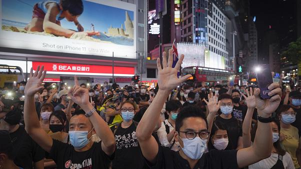 US announces end of preferential treatment for Hong Kong