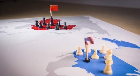 The China-US cold war is revived