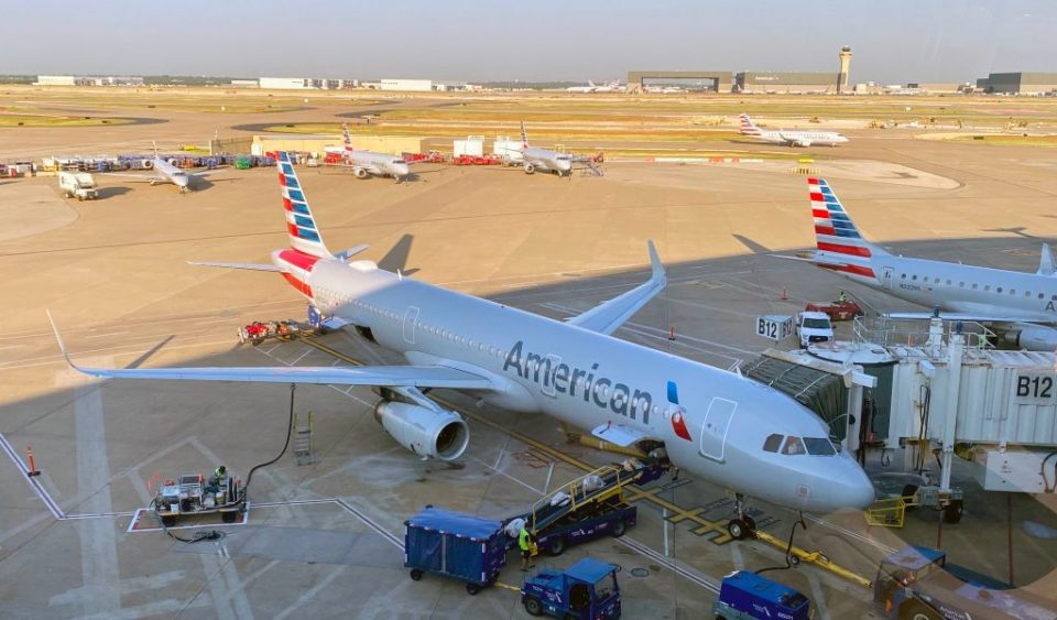 American Airlines cuts 19,000 jobs and plans to fly 50% less than before