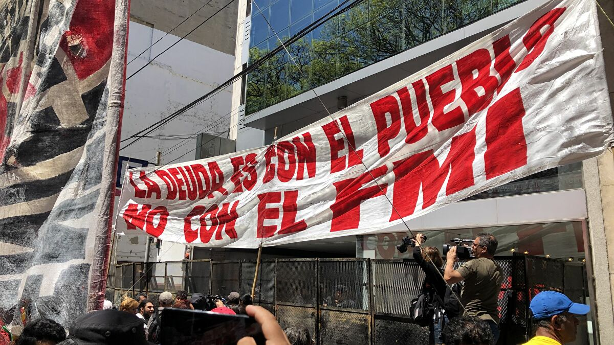 Argentina will not pay its debts again