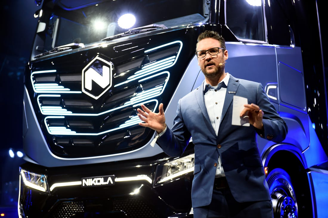 Stephen Girsky, former vice president of General Motors and member of the board of Nikola, has been named president