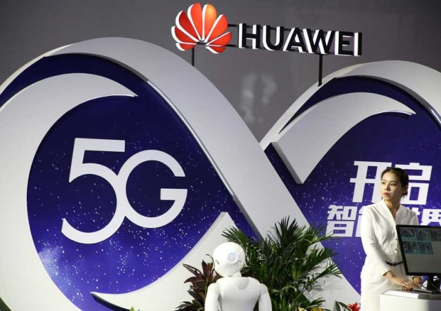 Huawei no longer opts for 5g networks contracts in europe