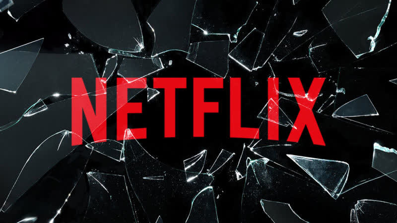Netflix shares suffer in the market after hours due to doubts about its ability to maintain growth as the blockages of the pandemic lift