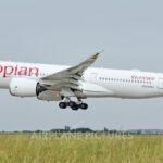 Ethiopian takes same-day delivery of a pair of A350s