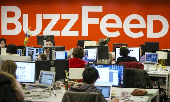 BuzzFeed and Verizon will syndicate content between their different platforms