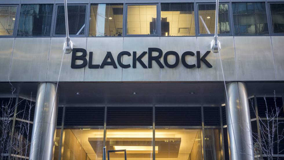 BlackRock, the world's leading fund manager, manages $ 6.3 trillion almost as much as the GDP of Germany and France combined