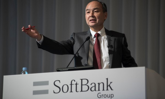 Masayoshi Son founded and runs mobile telecom and investment giant SoftBank Group