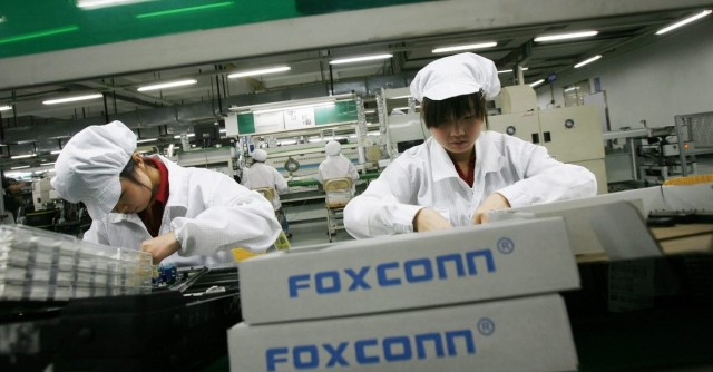 Foxconn has grown into the world's largest electronic components manufacturing company