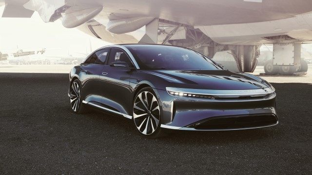 Lucid Motors, Inc. is an American automotive company specializing in electric cars