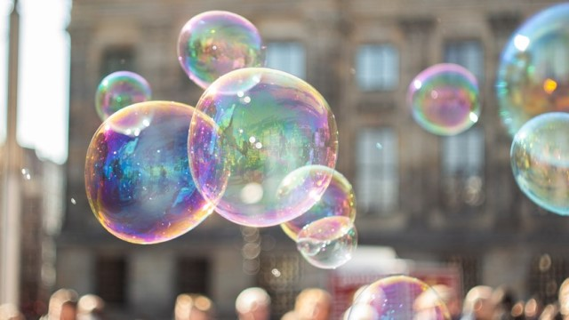 The mother of all bubbles? Bank of America points to Washington as the main responsible