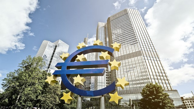 Major euro area banks underestimate risk, according to ECB