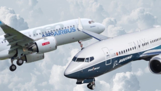 US and Europe end 17-year trade war over Boeing and Airbus