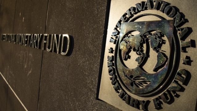 The IMF gives its 'ok' to the US economy and sets a date for tapering